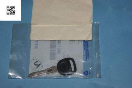 1997-2004 Corvette C5 Double Sided Key Code 2, GM 2852556, New, Box B